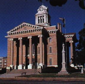 Front of the Courthouse
